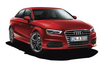 The All New Audi A3 Has Arrived!