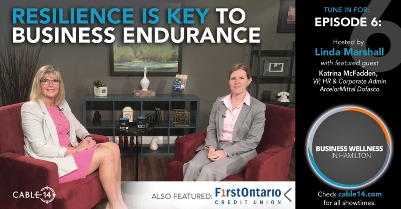 Business Wellness Hamilton | Episode 6: Resilience
