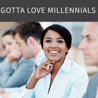 Seminar | Gotta Love Millennials | September 13, 2017
