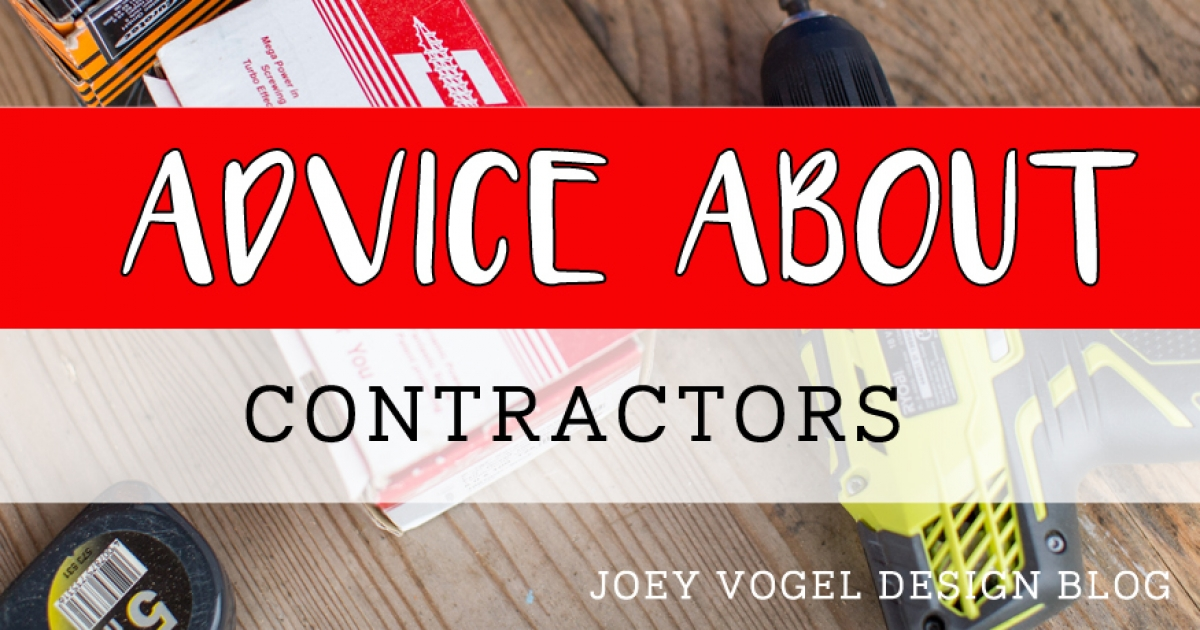 All You Need To Know About Dealing With Contractors