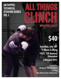 All Things Clinch presented by Untapped: Physical Culture - Saturday July 29