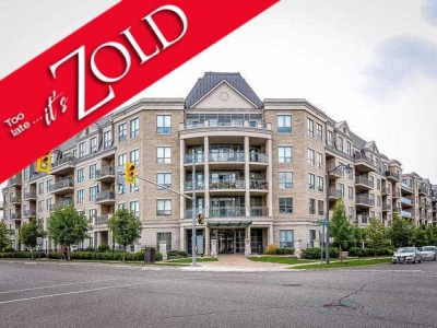 ZOLD - 180 John West Way Unit 123, Aurora Ontario