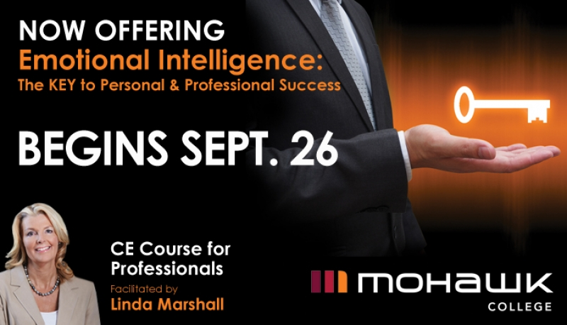 Emotional Intelligence CE Course | October 3 - November 7, 2017 - DATE CHANGE