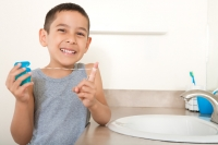 How to Make Flossing Easier for Kids & Teens