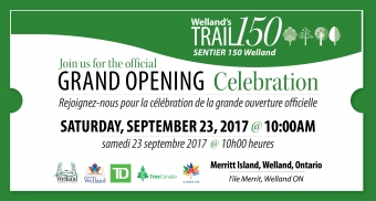 Trail 150 Set to Open in Welland