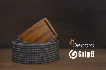 Wood-grains Meet Grip6