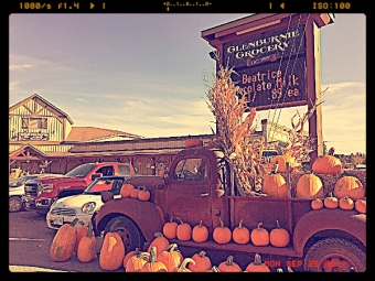 Drive over to Glenburnie Grocery, like locals have been doing for over 50 years, check out the fresh Fall produce, the amazing pie and carving pumpkins,...