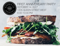 Kitson and Co First Anniversary Bash!