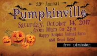 Pumpkinville - Free Family Fun at Happy Rolph's