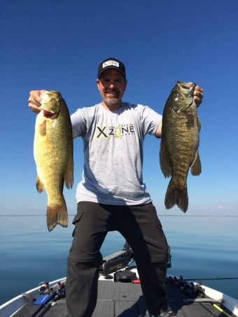 Fall Fishing is on fire with X Zone Lures