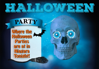 Where the Halloween Parties Are