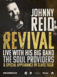 Johnny Reid Coming Back to Meridian Centre