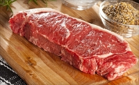 Weekend feature - Canadian AA striploin steaks, $9.99 a pound!