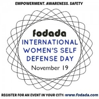 FREE Women's Self Defense Seminar in Edmonton: November 19th