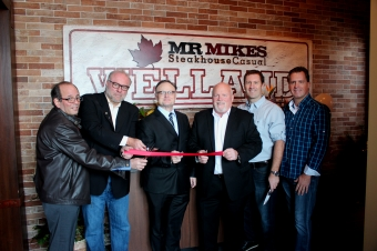 Mr. Mikes Steakhouse Opened Today | Connecting Niagara