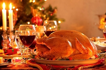 Come on in and order the turkey for your holiday feast!  Organic and fresh grade 'A' turkey's available at Glenburnie Grocery!