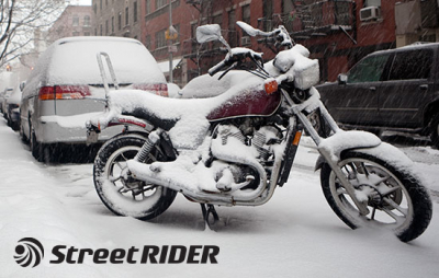 What Can I Do If I'm Not Riding This Winter?