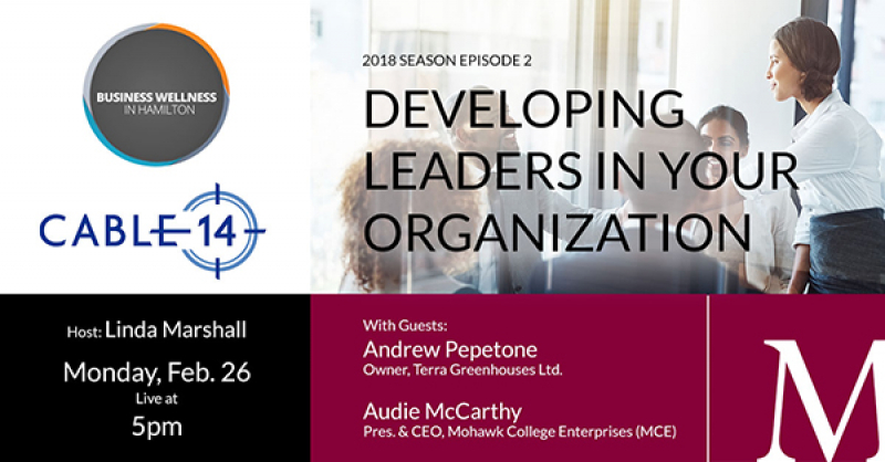 2018 Episode 2: Developing Leaders in Your Organization