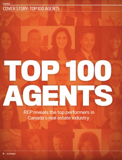 Real Estate Professionals Magazine - Top 100 Agents