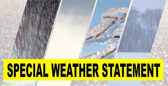 Winter Storm Upgraded to Warning