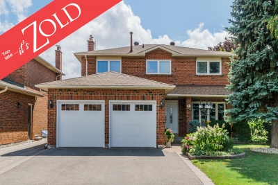 29 Marwood Place Vaughan Ontario