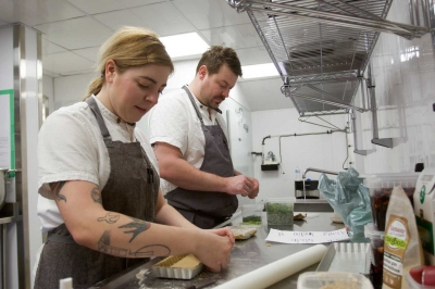 Pearl Morissette Making Inroads with Michelin