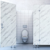 Sublimating Marble in Commercial Bathrooms