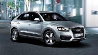 2015 Audi Q3 has arrived at Audi St. Catharines
