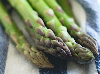 Fresh Local Asparagus now Available!