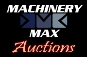SEE OVER 30 OF OUR MACHINES ON AUCTION AT MACHINERY MAX