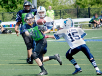 Niagara Regional Minor Football League Weekend Summary