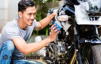 All You Need To Know About Washing Your Motorcycle