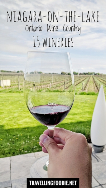 Travelling Foodie: A Day of Winery Hopping