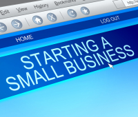 What's the purpose of a small business website?
