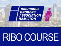 2018 | RIBO Level 1 One-Day Refresher Course | October 20