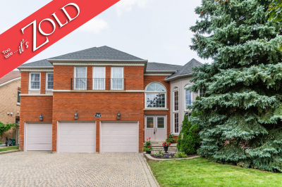 ZOLD - 74 Hillhurst Drive, Richmond Hill