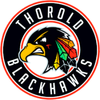 Thorold Blackhawks 2 for 2 for 2018-2019 Season