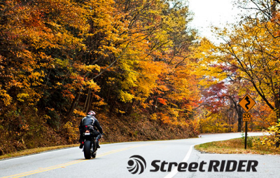 3 Tips for Riding a Motorcycle in the Fall