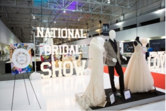 National Bridal Show February 1 - 3, 2019