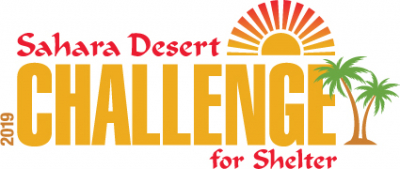 2019 Sahara Desert Hike For Shelter