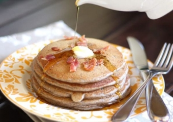 Bob's Bacon on sale in honour of Shrove Tuesday!  The perfect compliment to your pancakes!