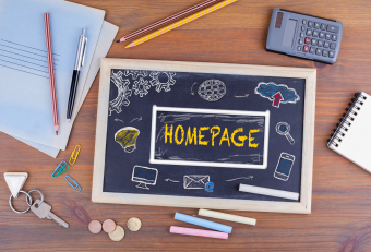 4 Homepage Ideas You Need to Implement