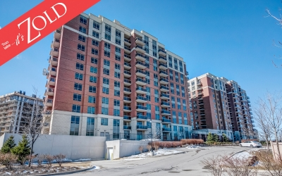 ZOLD - 73 King William Cres. Unit 811, Richmond Hill