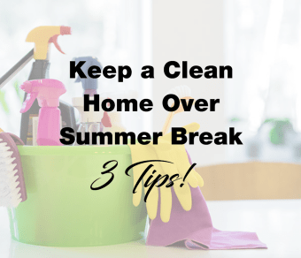 How to Keep a Clean Home!