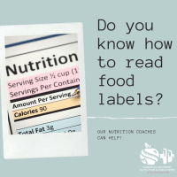 Why Read Food Labels