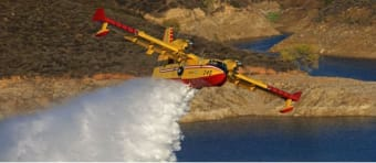 Fleet Canada contracted to produce parts for the Viking Aerial Firefighter