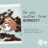 Are you feeling BURNT OUT?