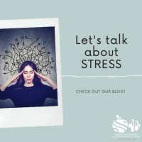 Let's talk about STRESS!