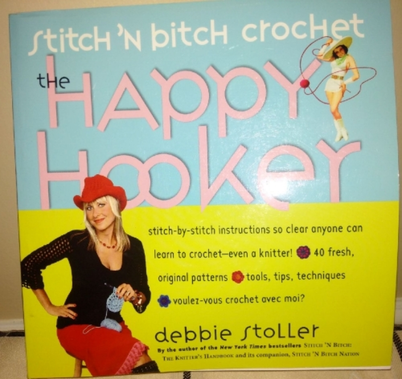 Revisiting Happy Hooker Crochet With Debbie Stoller Blog