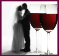 Wedding Wednesday - Wedding Wine